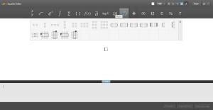 Doum Equation Editor Chrome Addin