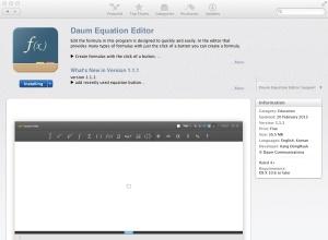 Doum for Mac OS X
